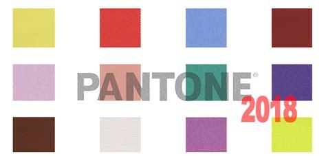 trendfarben sommer 2018 farbtrends fr 252 hjahr sommer 2018 pantone fashion color
