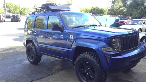 Jeep Liberty 2009 Kk Offroad Youtube