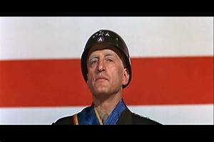 Dramatic Monologue for Men - George Scott as George Patton ...