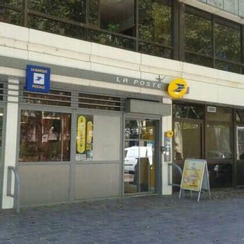 bureau de poste lyon 7 la poste post offices 6 rue du lac part dieu lyon