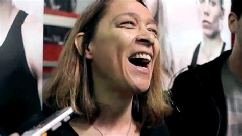ufc  video raising ronda rousey  annmaria de mars