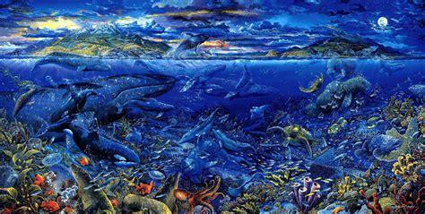 Sea Life Wallpapers Wallpaper Cave