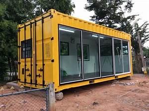 Container Zum Wohnen : les 25 meilleures id es de la cat gorie seecontainer sur pinterest konteiner maisons ~ Sanjose-hotels-ca.com Haus und Dekorationen
