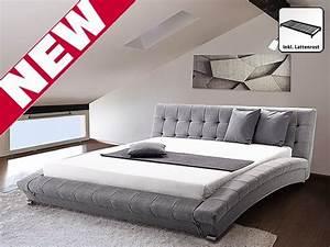 Günstige Betten 180x200 : die besten 25 polsterbett 180x200 ideen auf pinterest polsterbett nachttisch buche und ~ Indierocktalk.com Haus und Dekorationen
