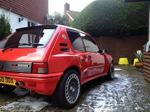 Peugeot 205 With 4wd Cosworth Engine And Running Gear  - Page 4