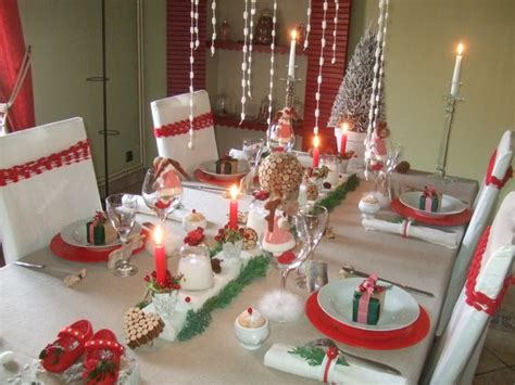 des idees pour une table de noel traditionnelle album