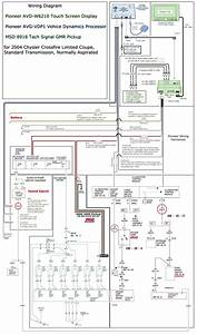 Pioneer Avh 270bt Wiring Diagram