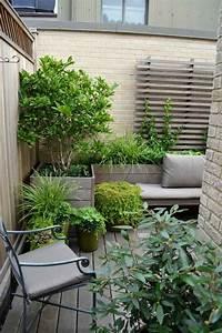 graminees decoratives en 20 idees pour embellir la maison With amenagement d une terrasse exterieure 13 balcon en ville conseils pour un petit balcon avec