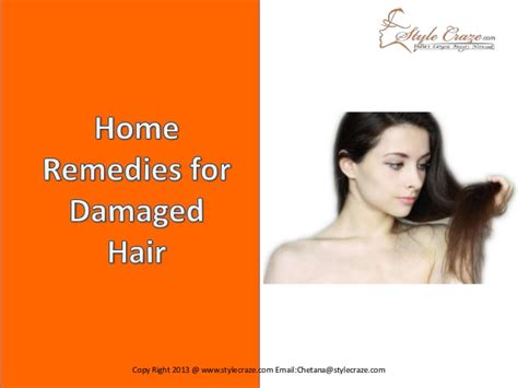 home remedies for damaged hair home remedies for damaged hair