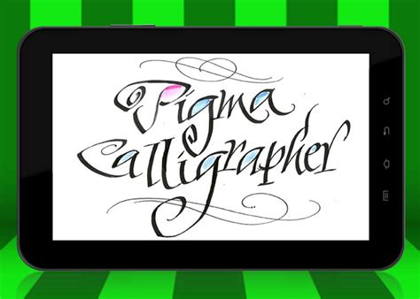 calligraphy  art maker  android apk
