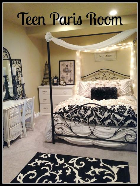 25+ Best Ideas About Paris Themed Bedrooms On Pinterest