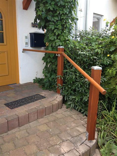 Treppengeländer Außen Holz by Handlauf Au 223 En Holz Schwimmbad Und Saunen
