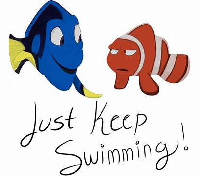 Clipart Swimming Keep Ghost Dory Character Transparent