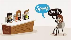 English Language Learning Tips - Job Interviews in English ...  Speaking