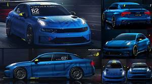 Lynk Co 03 Cyan Racing Concept (2018) - pictures