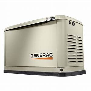 Generac Guardian 70381 20kw Aluminum Automatic Standby