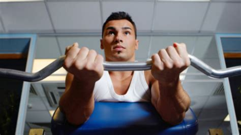 training  biceps  seated  exercises scary