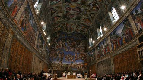 fresque du plafond de la chapelle sixtine fresque plafond chapelle sixtine 28 images mus 233 es du vatican de la chapelle sixtine 224