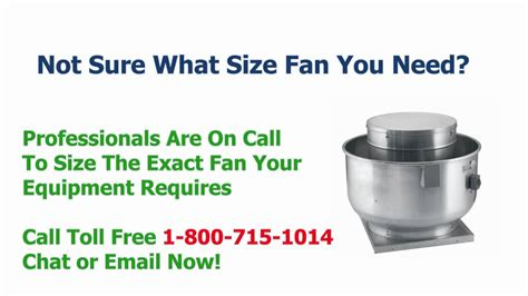 how to size exhaust fans industrial commercial kitchen exhaust fans same day shipping youtube