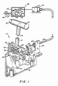 Patent EP0347150A2 A brake/shift interlock for an