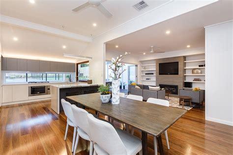 Kitchen Living Space Ideas - kitchen renovation advice large kitchens brisbane gold coast