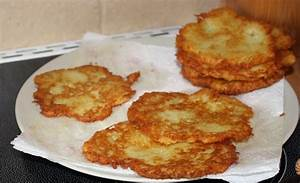Placki Ziemniaczane (Potato Pancakes) - Polish Housewife