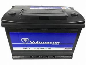 Batterie 74 Ah : akumulator 74ah voltmaster cb740 s4008 e11 ca770 ~ Jslefanu.com Haus und Dekorationen