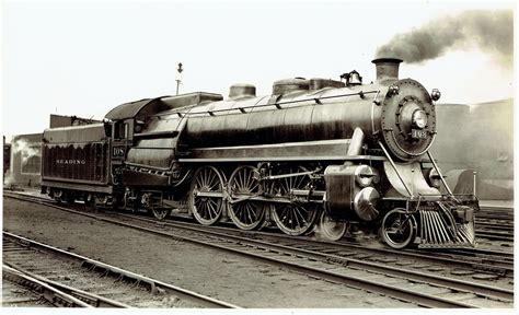 reading railroad usa class  sa    steam locomotiv