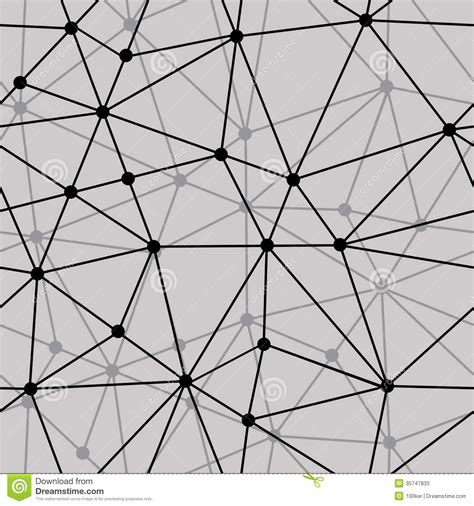 Abstract Black White by Abstract Black And White Net Seamless Background Stock