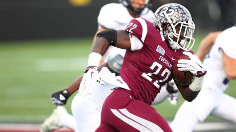 chase edmonds named patriot league preseason offensive