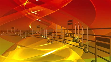 musical notes  video background p youtube