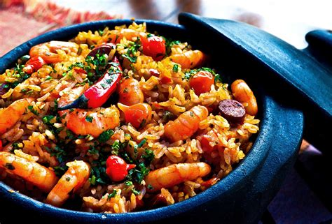 foreign cuisine food ordering in foreign country