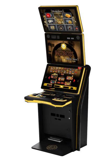 mbox multigame geldspielgeraet merkur  box trio safe