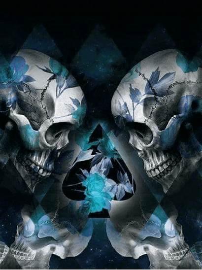 Skull Skulls Fantasy Dark Totenkopf Sugar Tattoos