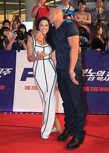 Vin Diesel and Michelle Rodriguez Photos Photos - 'Fast ...