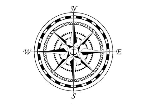 compass black and white compass black and white by wingzero 01 custom on