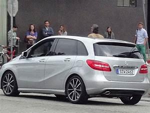 Nouvelle Mercedes Classe B : voici la nouvelle mercedes classe b ~ Nature-et-papiers.com Idées de Décoration