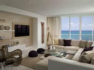 Fernseher An Die Wand : sch ne einrichtungsideen f r wohnzimmer mit fernseher ~ Bigdaddyawards.com Haus und Dekorationen