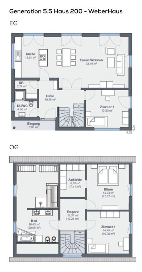 Grundriss Haus 150 Qm by Grundriss Einfamilienhaus Modern Mit Pultdach Architektur
