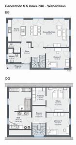 Grundriss Haus 200 Qm : grundriss einfamilienhaus modern mit pultdach architektur versetzt 4 zimmer 150 qm wfl ~ Watch28wear.com Haus und Dekorationen