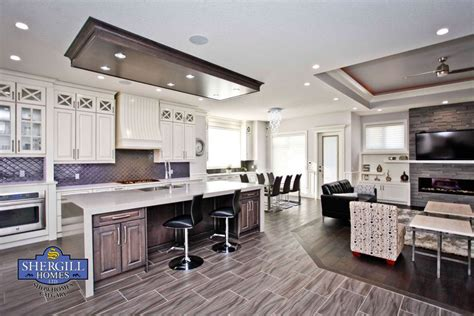 calgary home and interior design show show homes by shergill homes shergill homes