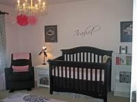 unique nursery ideas Black, White, and Pink Nursery Ideas | POPSUGAR Moms