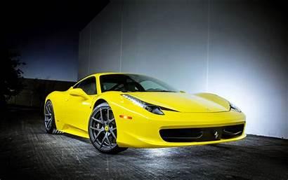 Ferrari 458 Italia Vorsteiner Wallpapers Yellow Resolution