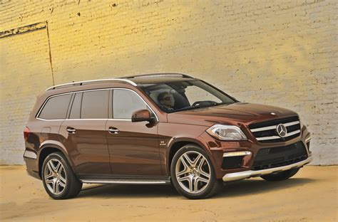 2014 Mercedesbenz Gl Class Review, Ratings, Specs, Prices