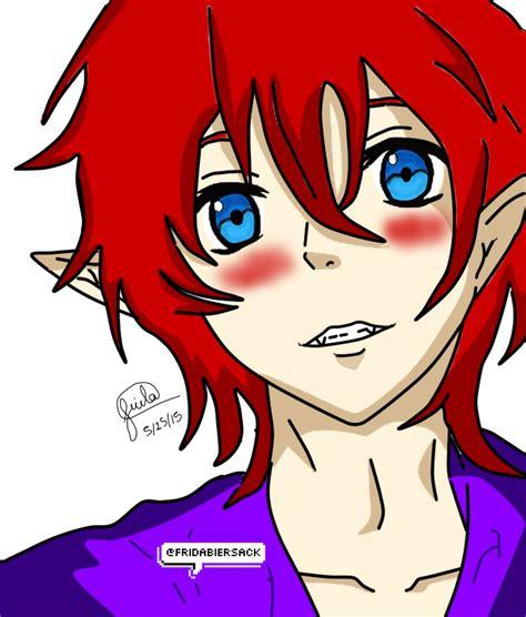 anime boy elf anime boy elf by fridabiersackcx on deviantart