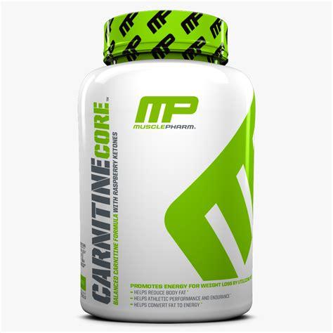 MusclePharm - Carnitine Core Caps - TRU·FIT