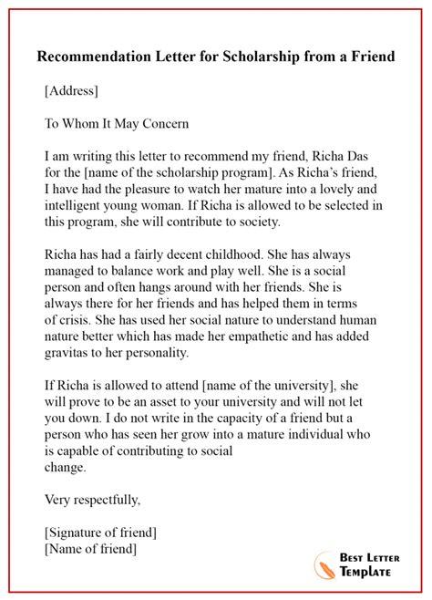 sample recommendation letter  college admission