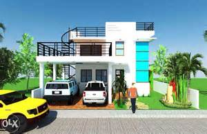 photo of three stories house ideas 2 storey house design with roof deck ideas design a
