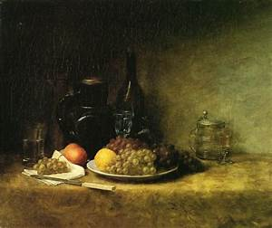 John Ottis Adams Still Life 1883 painting | framed ...