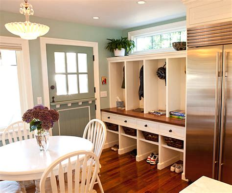 Dining Room In Entryway by 45 Entryway Storage Design Ideas To Try In Your House